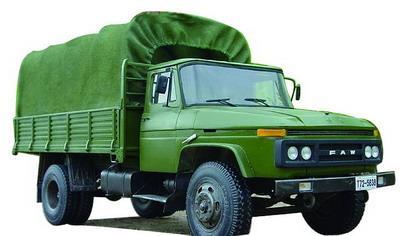 改革开放30年 15款经典卡车 组图